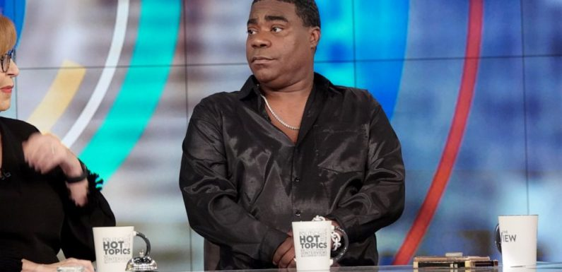 Tracy Morgan and Whoopi Goldberg discuss appreciating life after health scares: 'You woke up this morning so you have to thank God'