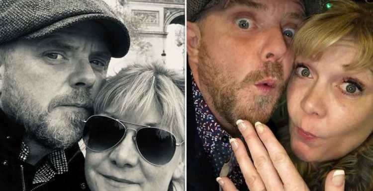 Liam Fox: Emmerdale's Dan Spencer star gets ENGAGED four years after split from wife