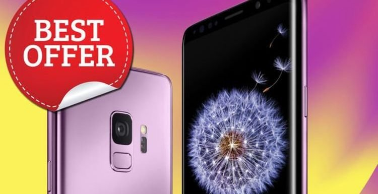 Galaxy S9 – Is this the cheapest way to own Samsung's flagship?