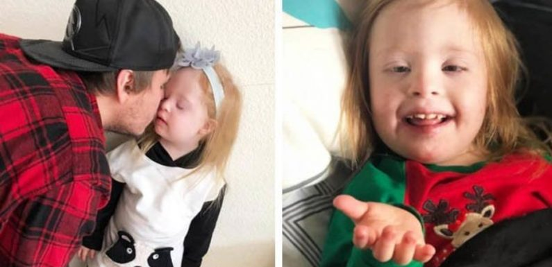 Girl, 4, with Down's syndrome 'beaten to death by mum's boyfriend for talking'
