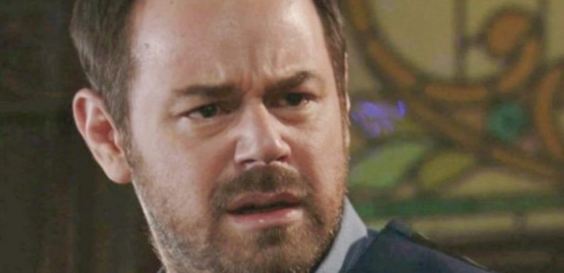 EastEnders legend Mick Carter to be REPLACED in shock cast shake up?