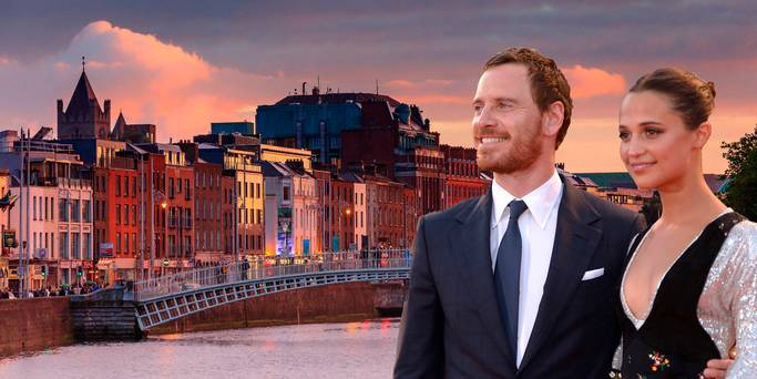 You can go home again – your guide to life in Ireland à la Michael Fassbender and Alicia Vikander