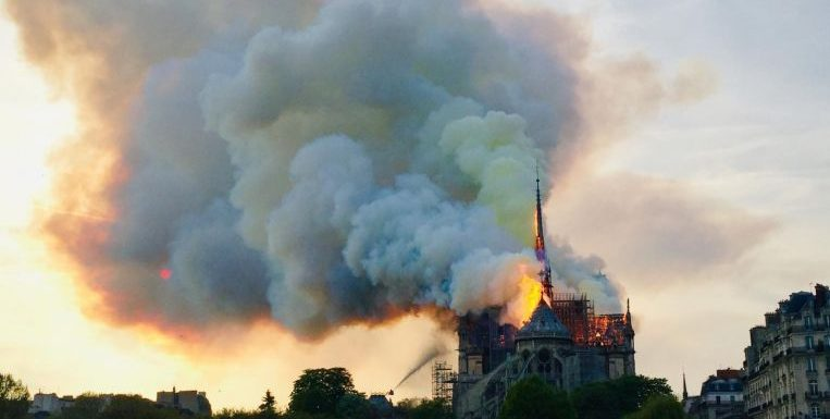 French billionaire Pinault pledges $153m towards rebuilding Notre-Dame, joining global funding efforts