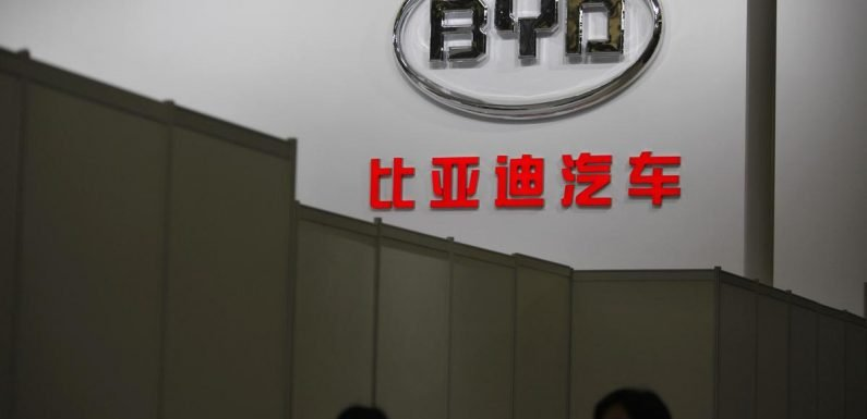 Worried about nickel supply, China battery maker BYD welcomes JV discussions