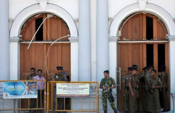 Sri Lanka government declares curfew, shuts down access to major social media sites
