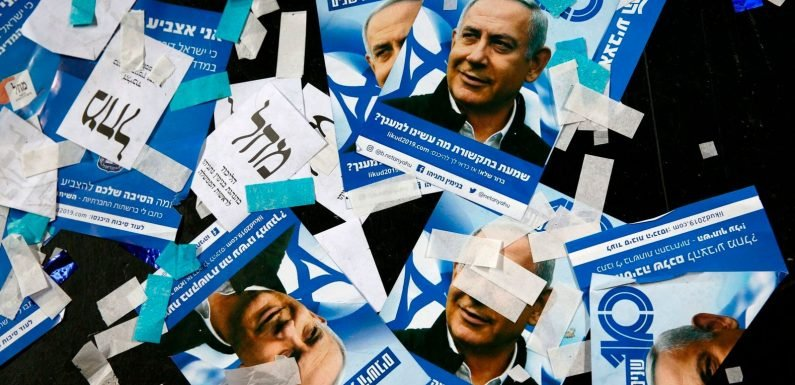 Israel elections: Netanyahu set for fifth term, but rivals vow to make PM's 'life hell'