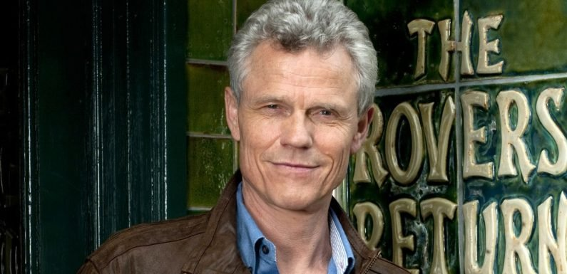 Coronation Street star Andrew Hall who played Audrey's lover dies at 65