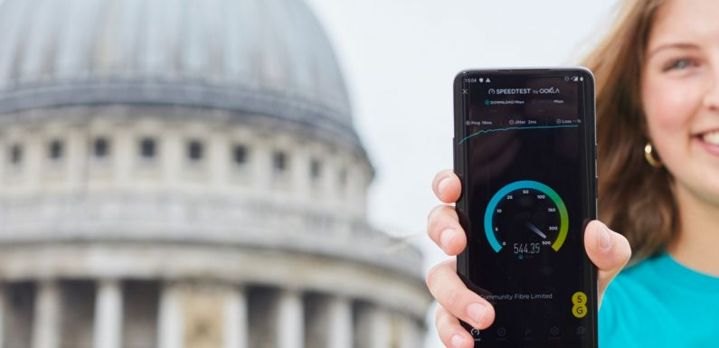 EE will launch 5G network next week – beating rival Vodafone to the punch