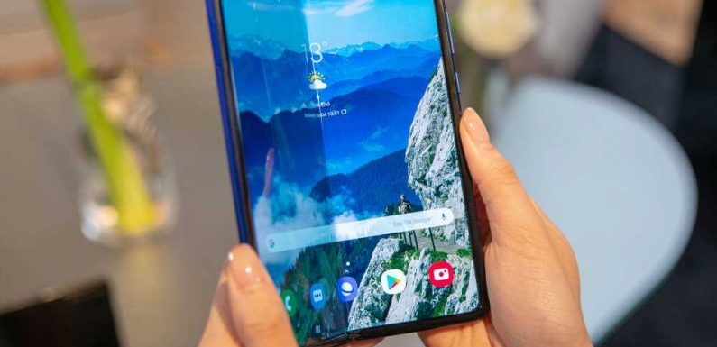 Samsung finally fixes design flaws on $2K foldable phone