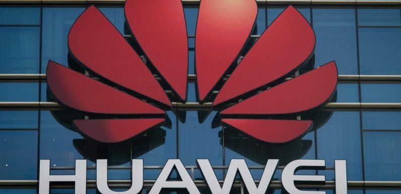 Huawei phones bumped from EE and Vodafone 5G starting line-ups