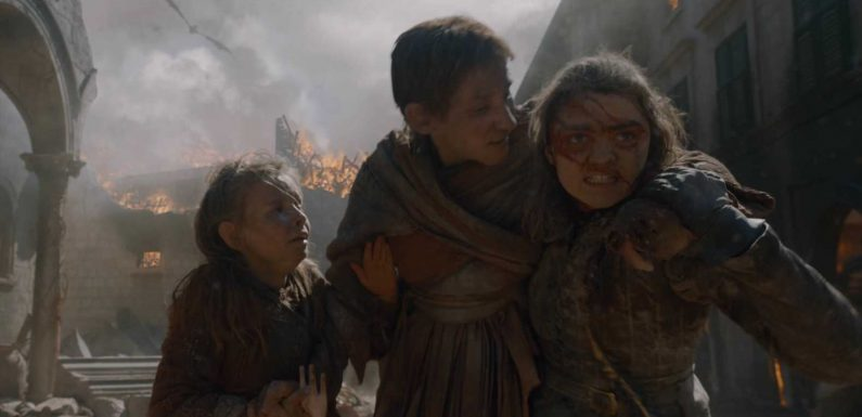 'Game of Thrones' Close-Up: Arya, Dazed and Confused