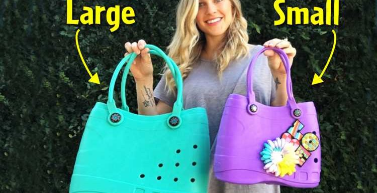 You can now buy a handbag that looks like a Croc – and it's disgusting