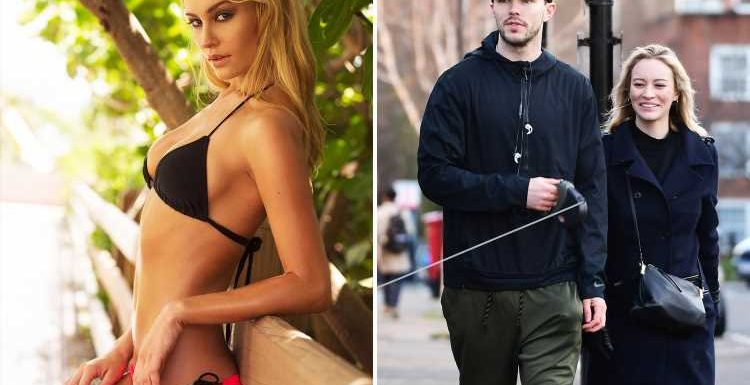 Bryana Holly marks fella Nicholas Hoult's role as author JRR Tolkien with a fun-to-see epic of her own
