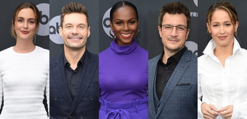 ABC Brought So Many Stars to the 2019 Upfronts Presentation!