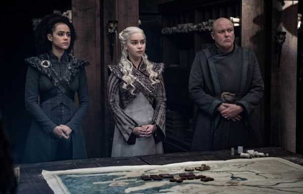 The Battle Of King's Landing Is Coming In Hot On 'Game Of Thrones'