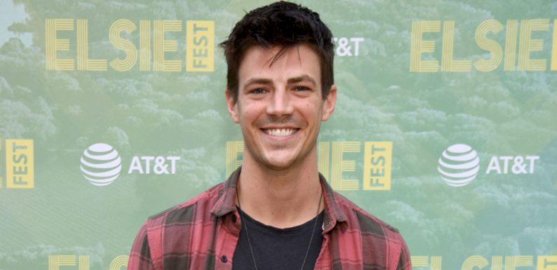 Grant Gustin Wants To Get Back On Stage 'So Bad'