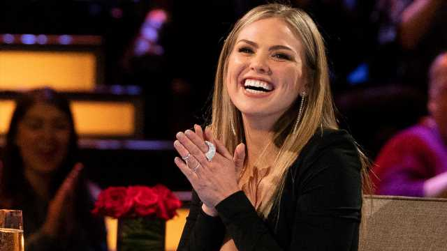 The Bachelorette's Hannah Brown on Wild First Group Date: 'I Could See the Fear in Their Eyes!'