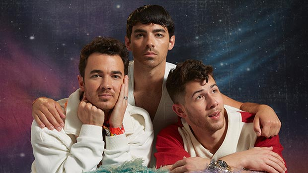 Jonas Brothers Look Outrageous In Wacky Family Portraits For 'PAPER Magazine' — See Pics
