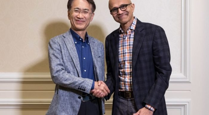 Sony and Microsoft to Collaborate on Cloud-Based Game Streaming