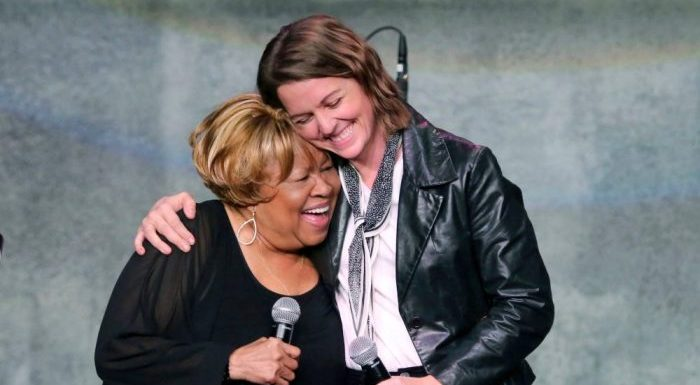 Concert Review: Mavis Staples Lifts Off With Brandi Carlile, Jason Isbell at 80th Birthday Gig in L.A. (Watch)