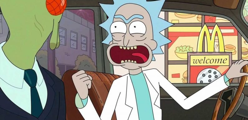 Rick and Morty season 4 gets premiere date