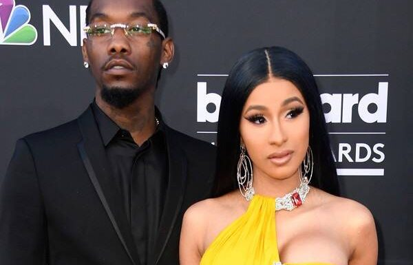 Cardi B And Offset Steal The Show On Billboard Music