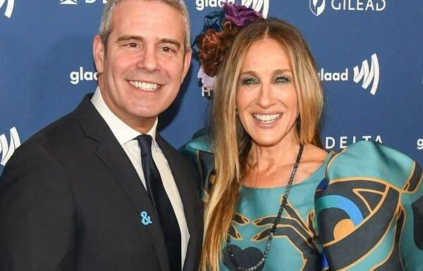 Sarah Jessica Parker, Andy Cohen and More Attend GLAAD Media Awards