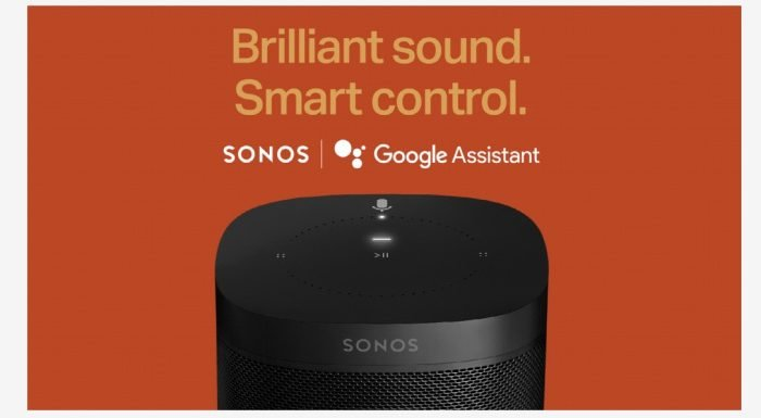 Sonos to Launch Google Assistant Support Next Week, Q2 Earnings Beat Expectations