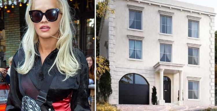 Rita Ora buys a £1.5million mansion for parents in native Kosovo from her £18m fortune after making No9 on Sunday Times Rich List