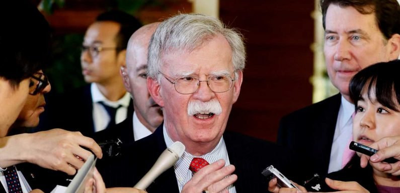 Despite Trump's stance, Bolton amps up accusations of Iran sabotage, desire for nuclear weapons
