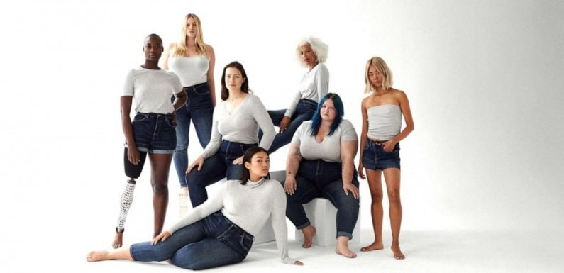 Universal Standard launches sizes 00-40 across entire brand