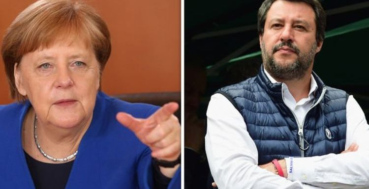 European Elections 2019: End of centre-right – Brussels panic over EU polls SHOCK
