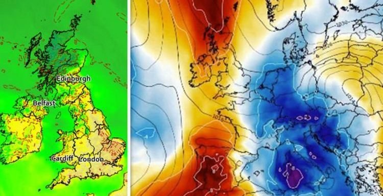 UK weather: Has summer FINALLY arrived or will it get cold again? Met Office long range