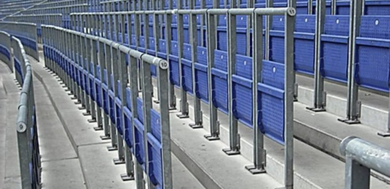 Premier League TERRACES return for first time in 25 years next year as rail seats set up