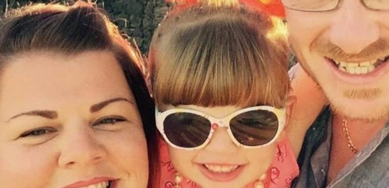 Girl, 4, killed in horror holiday crash which paralysed her mum