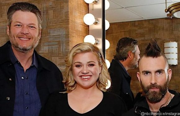 Adam Levine Confirms 'The Voice' Departure, Blake Shelton and Kelly Clarkson React
