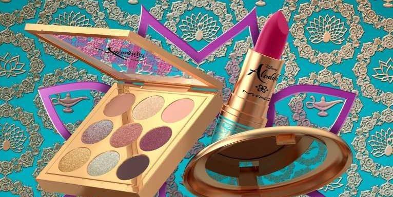 Channel Your Inner Jasmine With the MAC 'Aladdin' Collection