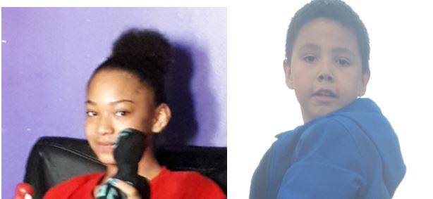 Winnipeg police searching for missing brother and sister