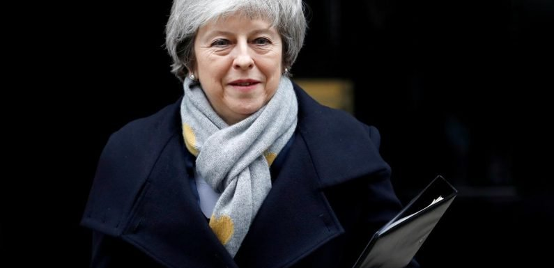 Theresa May clings to power after Brexit gambit backfires