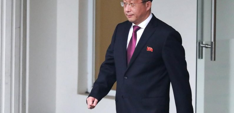 North Korea executes envoys in a purge after failed summit: South Korean newspaper