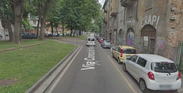 Horror as British tourist 'raped and robbed by gang of men in Milan park'