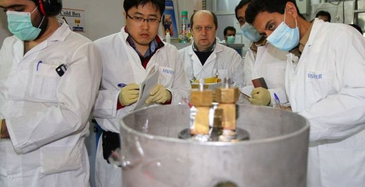 Iran to begin uranium enrichment on Friday as nuclear deal destroyed