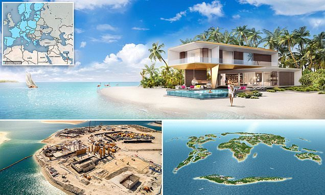 Investors buying £1m homes in Dubai get backdoor access to Europe