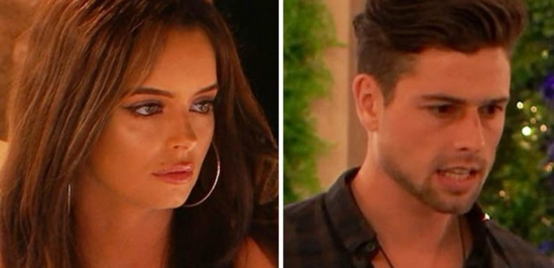 Maura explodes with rage in Love Island as Tom begs for forgiveness over sex brag