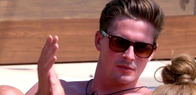 Dr Alex jokes he's returned to Love Island in a wig as fans compare him to Maura