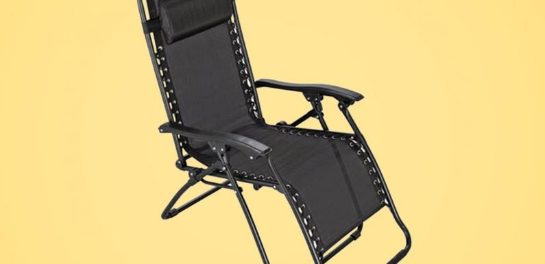 Argos is selling two sun lounger chairs for just £37 – and they're getting rave reviews online