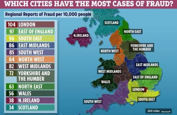 London revealed as the UK's scams capital with 'fraud spiralling out of control' – here's how to stay safe