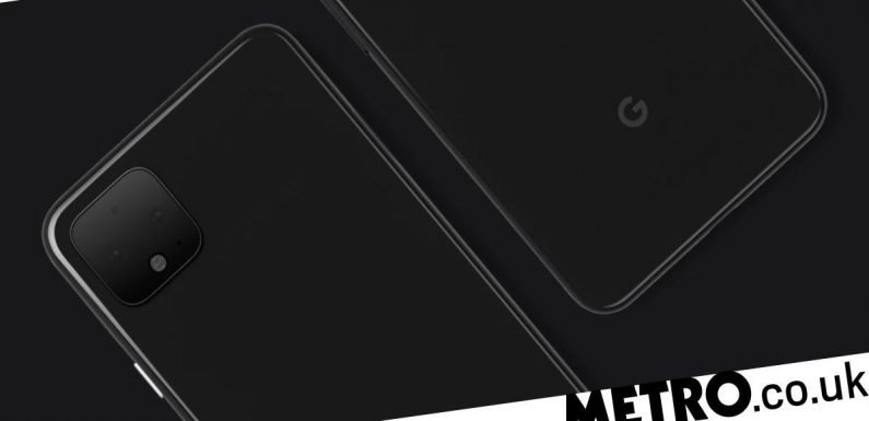 Google gives gadget fans first official look at its Pixel 4 smartphone