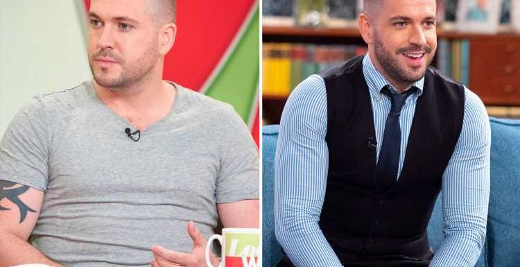 Coronation Street's Shayne Ward shows off his muscles in tight shirt after dramatic weight loss
