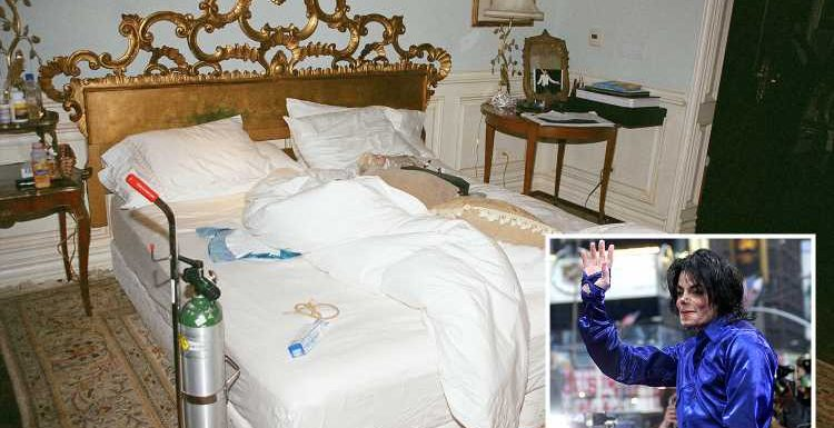 Michael Jackson death cops reveal bizarre state of his body on 10th anniversary of his death